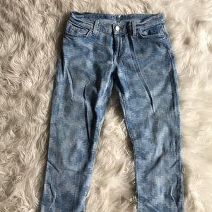 7 for all mankind The Skinny.